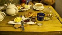 lovely tea at the Orange Pekoe