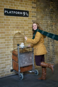off to hogwarts
